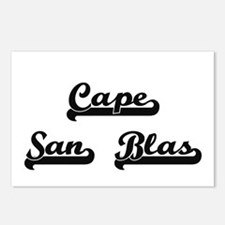 Cape San Blas Classic Ret Postcards (Package of 8)