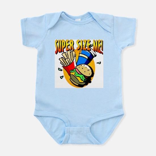 Super Size ME Infant Creeper