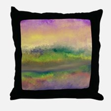 The Creek Bed Throw Pillow