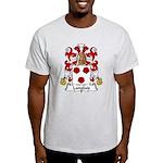 Langlais Family Crest Light T-Shirt