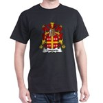 Langevin Family Crest Dark T-Shirt