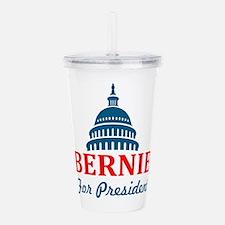 Bernie Sanders White House Acrylic Double-wall Tum