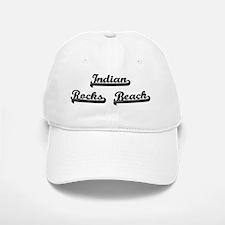 Indian Rocks Beach Classic Retro Design Baseball Baseball Cap