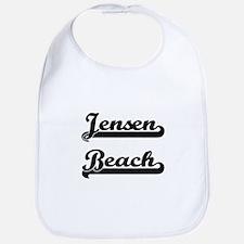 Jensen Beach Classic Retro Design Bib