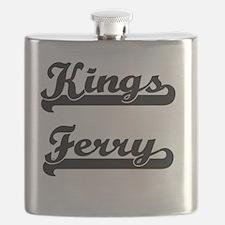 Cute Georgia kings Flask