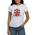 Lance Family Crest Women's T-Shirt