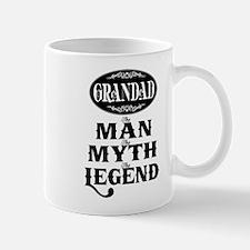 Grandad Man Myth Legend Mug