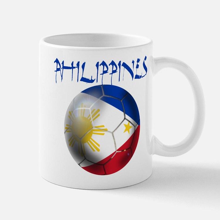 Philippines Football Mug