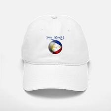 Philippines Football Baseball Baseball Cap