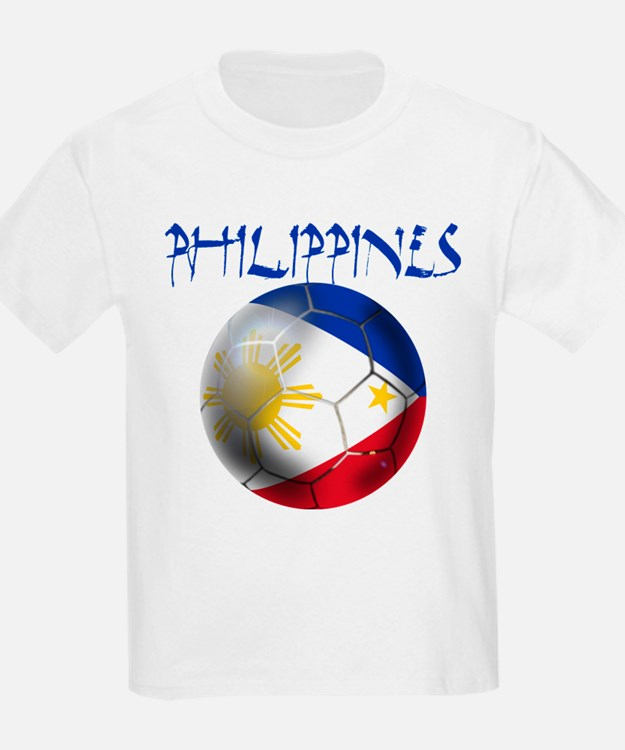 Philippines Football T-Shirt