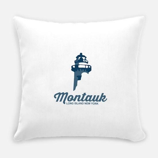 Montauk - Long Island. Everyday Pillow