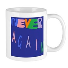 Never Againg Seventies Mug
