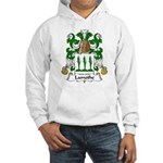 Lamothe Family Crest Hooded Sweatshirt