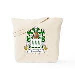 Lamothe Family Crest Tote Bag