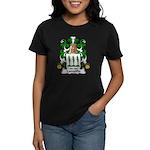 Lamothe Family Crest Women's Dark T-Shirt