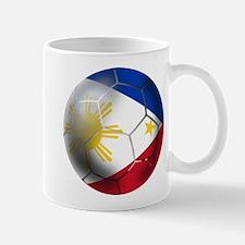 Philippines Soccer Ball Mug