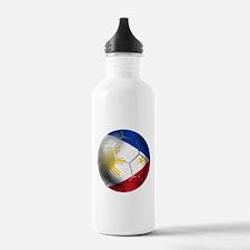 Philippines Soccer Bal Water Bottle