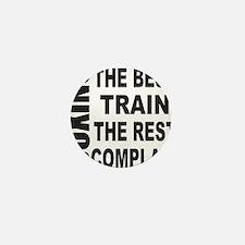 BOXING THE BEST TRAIN THE REST COMPLAI Mini Button