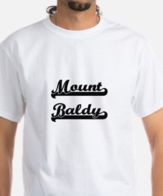 Mount Baldy Classic Retro Design T-Shirt