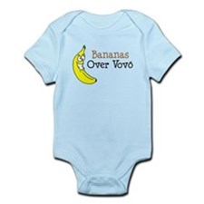 Bananas Over Vovo Body Suit