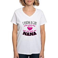 She Calls Me Nana T-Shirt