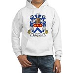 Lallement Family Crest Hooded Sweatshirt