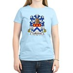 Lallement Family Crest Women's Light T-Shirt