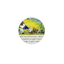 Wind in the Willows Picnic Mini Button