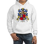 Lalane Family Crest Hooded Sweatshirt