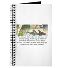 Wind in the Willows Inspirational Journal