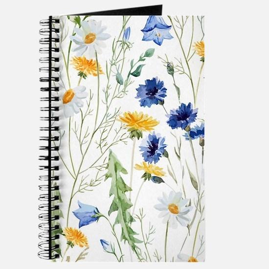 Unique Floral Journal
