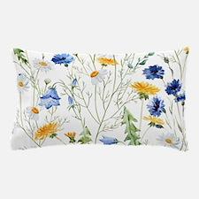 Unique Floral Pillow Case