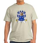 Lagasse Family Crest Light T-Shirt