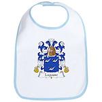 Lagasse Family Crest Bib