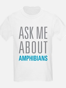Ask Me Amphibians T-Shirt