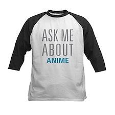 Ask Me Anime Baseball Jersey