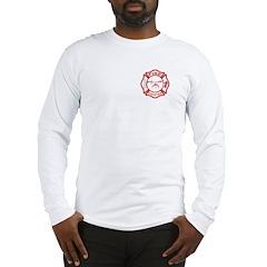 Shrine Fire Fighter Long Sleeve T-Shirt