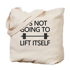 Lift Itself Tote Bag