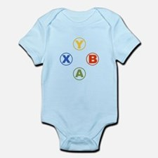 Xbox Buttons Body Suit