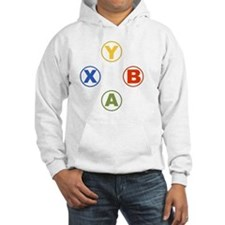 Xbox Buttons Jumper Hoody