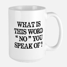What Is This Word No Mug