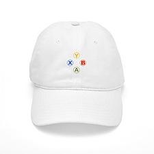 Xbox Buttons Baseball Cap