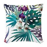 Hawaiian Woven Pillows
