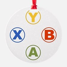 Xbox Buttons Ornament