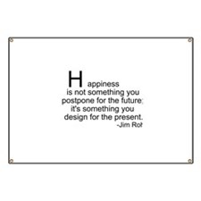 Happiness Banner