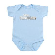 White Chocolate Infant Bodysuit