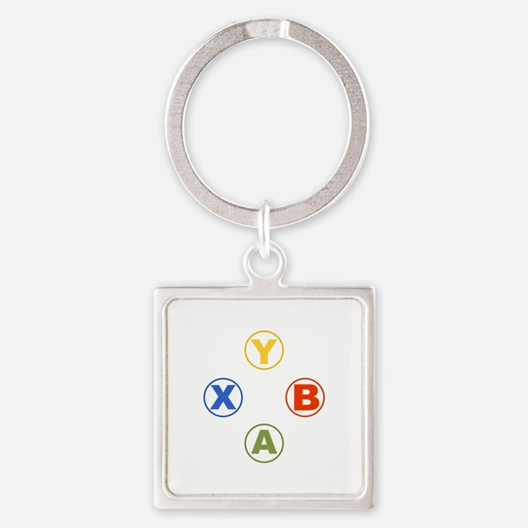 Xbox Buttons Keychains