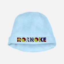 Nautical Roanoke baby hat