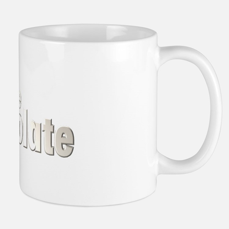 White Chocolate Mug