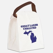 Great Lakes Unsalted Canvas Lunch Bag